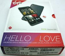 Sealed HTC Desire 816 - 8GB - Black (Virgin Mobile) Smartphone