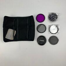 Fld Ex-Pro 77 MM ND UV CPL Kit de filtro de 6 Piezas con Estuche
