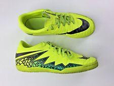 Nike Hypervenom Phelon II IC Indoor Soccer Shoes Cleats Volt Yellow Mens Sz 7.5