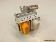 Miele W 3448 2fach 2er Drucktastenschalter Tastensatz Rafi 2.12900 T.Nr 5869690