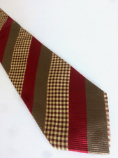 BARTOLESI cravatta tie 100% seta silk original nuova new Made in Italy