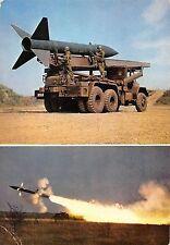 "Militaria Fusee ""Honest Jhon"" ""Honest John"" Raket rocket"