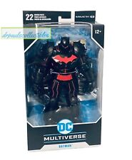 DC Multiverse Batman HELLBAT SUIT 7? Figure Brand New Factory Sealed HTF