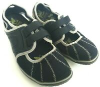 Merrell Lorelei Mary Jane Black Womens Size 9.5 Slip On Ballet Flats Boat Shoes