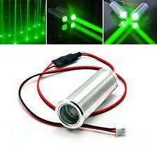 532nm 50mW Green Focus Thick Beam Dot Laser Diode Module Led Bar Ktv Light Show