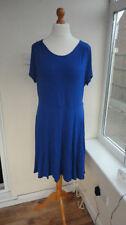 George Round Neck Plus Size Viscose Dresses for Women