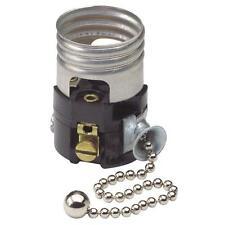 100 Pk Leviton 660W Pull Chain Interior Light Bulb Lamp Socket 003-19980-00M