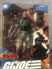 GI Joe Classified Series Special Missions Cobra Island Firefly Target New In Box