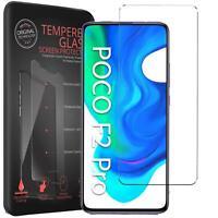 Panzer Folie für Xiaomi Poco F2 Pro Glasfolie Display Schutz Glas Schutzfolie 9H