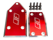 Losi 5IVE-T  5T and MINI WRC Aluminum Skid plate set By Jofer USA RC, Red