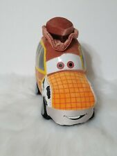 "Disney Cars 8"" Tall Car Dressed As Toy Story Woody Plush"