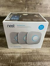 Google - Nest Protect 2nd Generation (Battery) Smart Smoke/Carbon Monoxide Alarm
