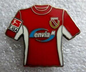 Fußball Trikot Pin - FC Energie Cottbus - Saison 2002/03 Home - Top Zustand