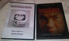 Shoot Ogawa 2 Dvd White Album Classic Force Card Coin Magic