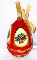 Christmas Ornament Musical  Plays Joy To The World  CHRISTMAS