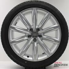 Original Audi RS4 B8 8K Winter Set 4G8601025K Alloy Wheels 19 Inch Tyres New