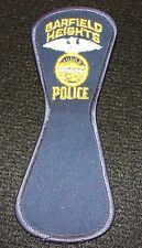 Ohio - Garfield Heights Police Department Patch /Law Enforcement Sheriff