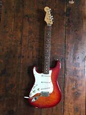 Left handed Fender  American/ California Standard Stratocaster Electric Guitar