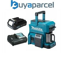Makita DCM501 10.8v/18v Cxt LXT Cafeteira Máquina Sem Fio + Bateria 10.8v
