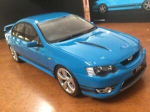 1:18 BIANTE FPV BF GT MARK II 2 FALCON BIONIC BLUE FORD V8 RESIN MODEL BR18309A