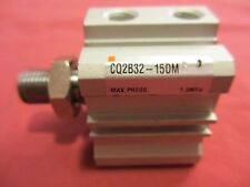 SMC, CQ2B32-15DM, Dbl Acting, Compact Air Cylinder, Single Rod