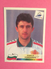 FRANCE 98 PANINI World Cup Panini 1998 - Yordanov Bulgaria N.289