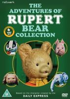 Nuovo The Adventures Of Rupert Orso - The Complete Collection DVD (7954822)