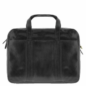 Cobb & Co Kemp Leather Laptop Briefcase  All Business Bags