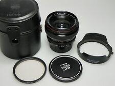 Sigma MC 24mm F2.8 f. Pentax K