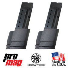 ProMag Extended 9 round Blue Steel Magazine SMI31 for Smith & Wesson Shield .40