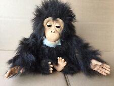 Hasbro Fur Real Friends Cuddle Chimp Chimpanzee Interactive Monkey - Furreal