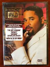 Byron Cage - Live at the Apollo - The Proclamation (DVD, 2007) - NEW18