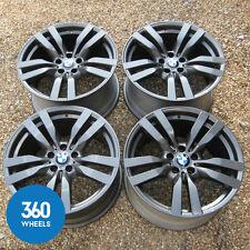 """GENUINE BMW X5 M X6 M M SPORT 20"""" 300 M DOUBLE SPOKE ALLOY WHEELS E70 E71"""
