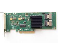 LSI Logic SAS 9211-8i PCI-e SAS Controller / IT-mode / Low Profile Bracket