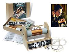 Ricevitore radio Crystal KIT-una radio dal passato