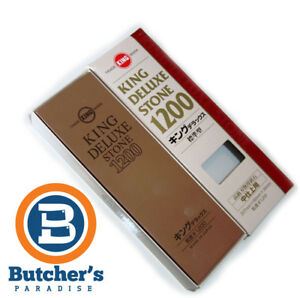 Butcher's Japanese Sharpening Kingstone #1200 Brand New - Used By Sushi Chefs