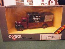 CORGI CLASSICS BEDFORD o Series Van con l.m.s decals