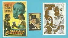 Mischa Auer Fab Card Collection Russian born American actor TV Film