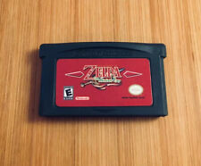 Custom Legend of Zelda: The Minish Cap -Nintendo Game Boy Advance GBA-USA Seller