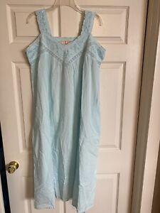 La Cera Nightgown Large NWT