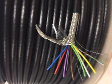 8 Core blindé AUTOMOBILE câble câblage CAPTEUR DE VITESSE Afm MAF Mas