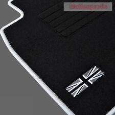 Fußmatten Auto Autoteppich passend für Mini R50 R53 2001-2006 CASZA0101