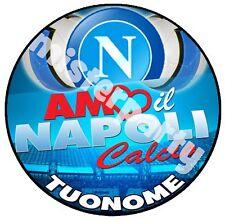 Cialda - Ostia per torte Napoli m2 - Anche personalizzabile! Anche A3!
