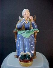 """Royal Doulton Figurine A Stitch in Time  HN 2352  6-1/4""""      (Mint Condition)"""