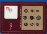 Coin Sets of All Nations USSR Russia w/card 1976-1979 10,50 Kopeck 1976 UNC