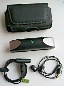 Sony Ericsson N12878 Earphones Headphones, MS-410 Portable Speakers, Phone Case