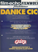 film-echo Filmwoche Nr. 29 (1978) filmblätter Saturday Night Fever Grease Kino