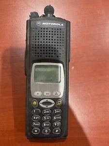 Motorola XTS5000 3 VHF FPP P25 Digital Narrowband Handheld Radio