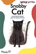 Snobby Cat (Pandas),Deeley, Patrick,New Book mon0000067567
