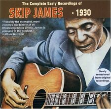 Skip James - Complete Early Recordings [New CD]